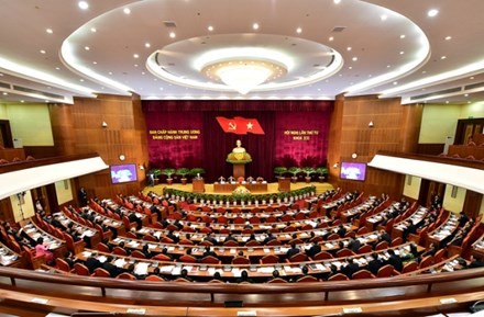 The 12th Party Central Committee opens its 4th plenum