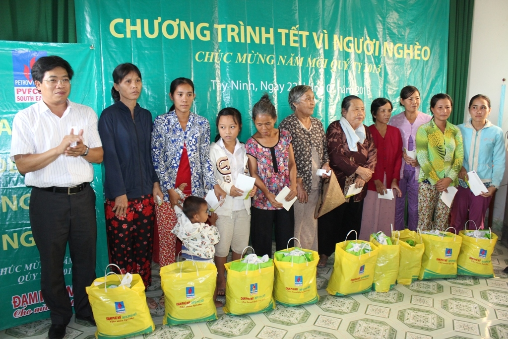 Sustainable poverty reduction for the poor