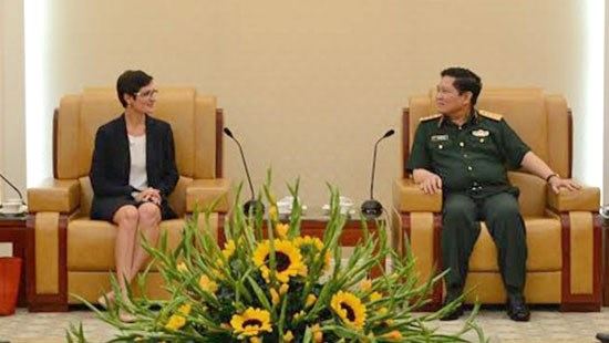 7th Vietnam-US defence policy dialogue