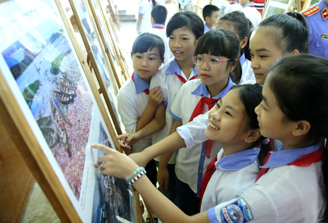 Photo, documentary exhibition features ASEAN Community