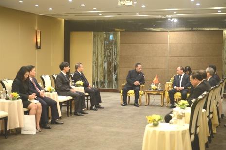 The Vietnamese government pledges favorable conditions for Thai investors