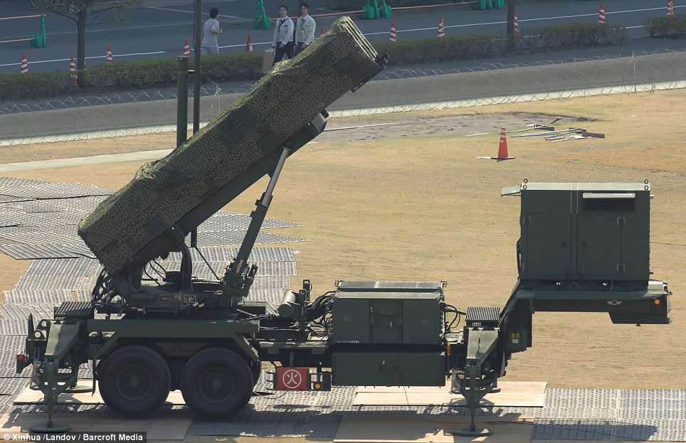 Japan prepares for North Korea missile launch