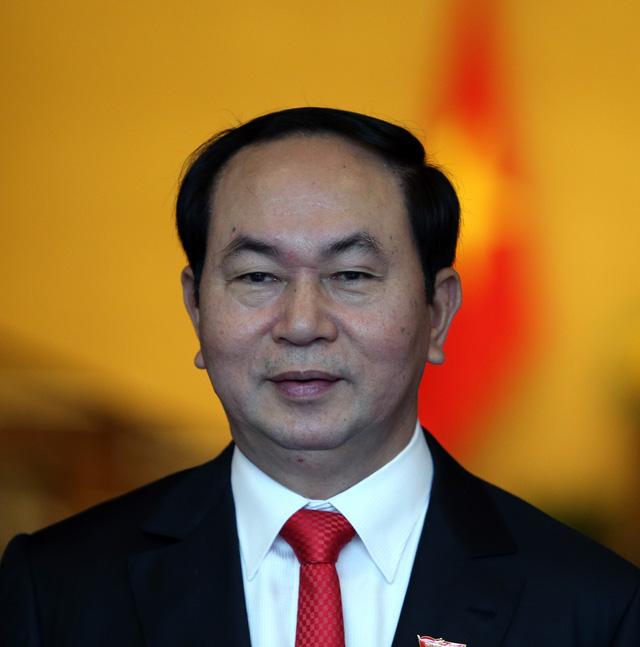 President Tran Dai Quang to visit Cuba, attend the APEC Summit in Peru