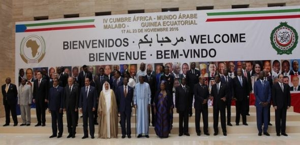 4th Africa-Arab world summit held in Malabo