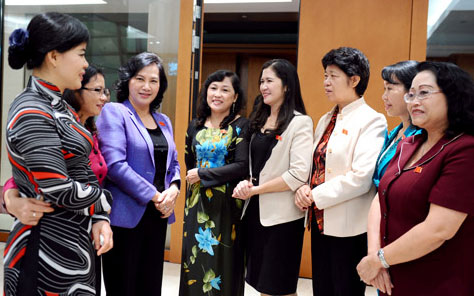 Strengthened efforts to eliminate violence against women