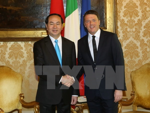 Vietnam hopes for more effective cooperation with Italy