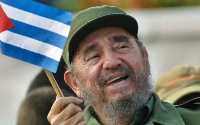 Cuban leader Fidel Castro in the hearts of Quang Tri people