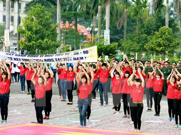 Vietnam responds to global HIV/AIDS prevention campaign