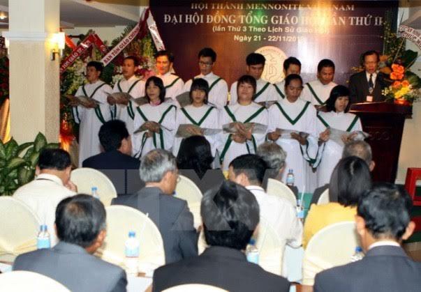 Vietnam Mennonite Church convenes third general conference