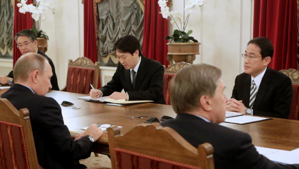 New momentum for Russia-Japan ties