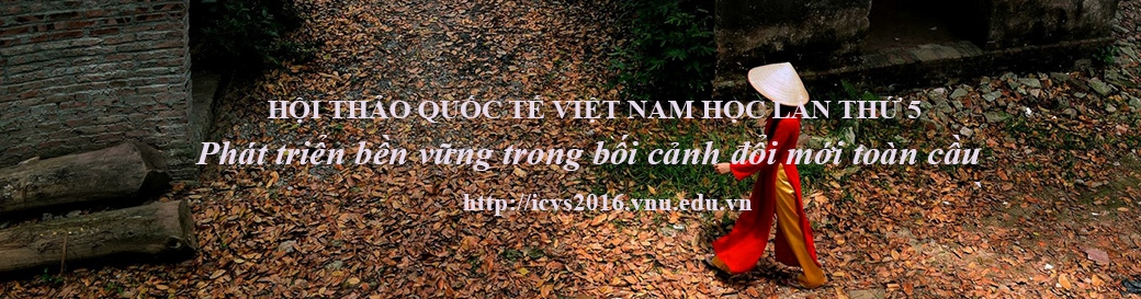 About 150 foreign delegates to attend 5th Vietnamese studies conference
