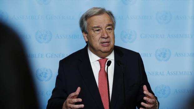 New UN Chief vows to reform UN