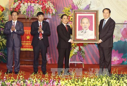 Hoa Lu district recognized as new-style rural area