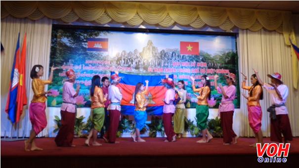 Vietnam Cambodia Friendship Association VOV5