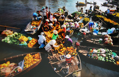 Vietnam's colorful markets