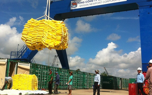 Mekong Delta lures investment in logistics