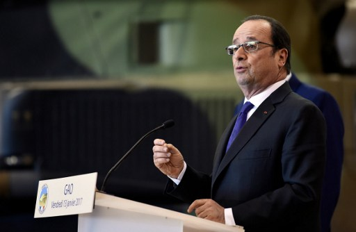 President Hollande: Sahel, France battling same threat