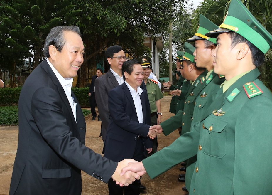Dak Nong province urged to promote administrative reform and business climate improvement