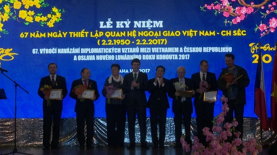 67th anniversary of Vietnam-Czech relations