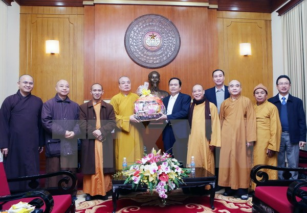 Vietnam Buddhist Sangha responses to VFF social movements
