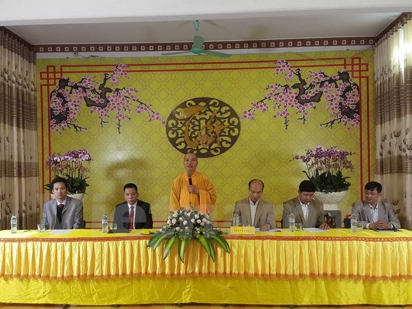 Buddhism spring festival to open in early February