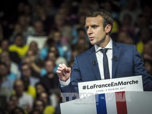 Surprises in France's presidential election