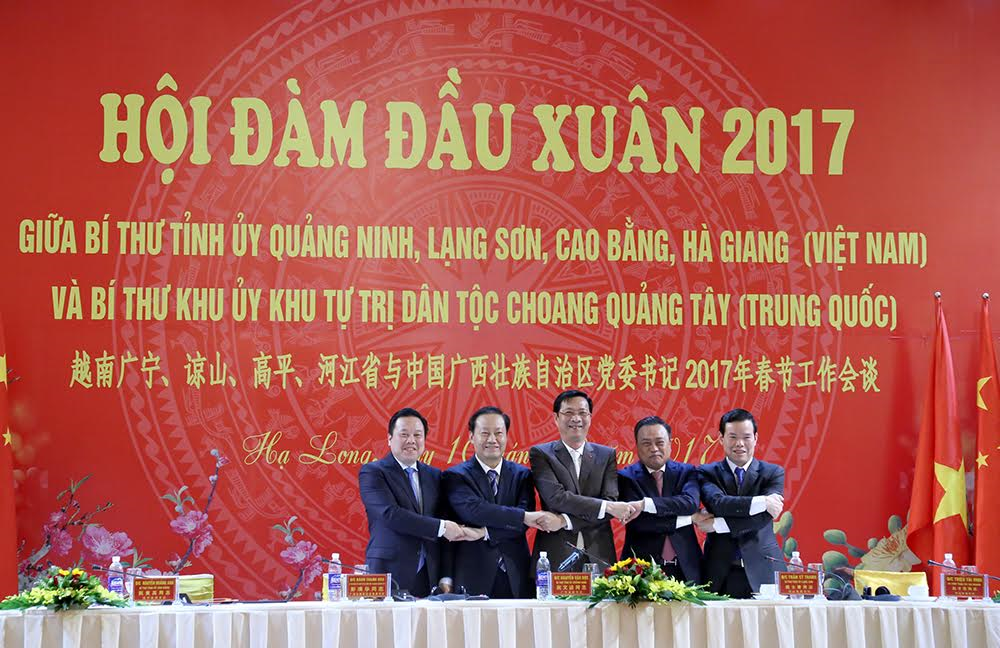 Vietnamese localities and Chinese Guangxi province boost cooperation