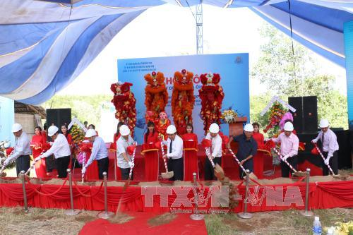 Nam Hai whale worshipping festival celebrated in Ben Tre
