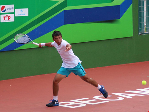 Hoang Nam scores first win at China F1 Futures
