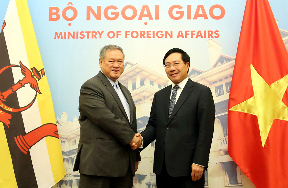 First meeting of Vietnam-Brunei Joint Commission for Bilateral Cooperation