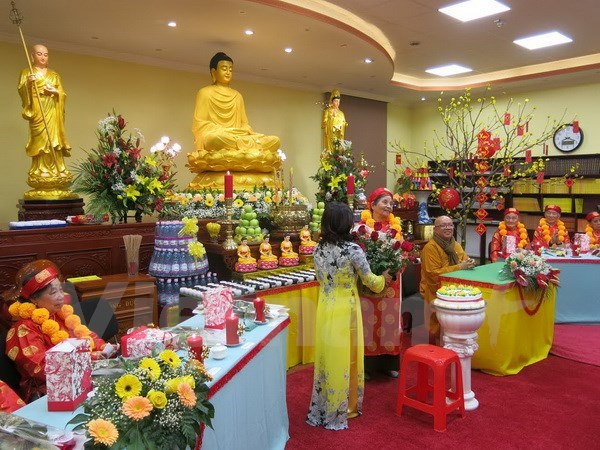 1st India Buddhism culture day to be held in Vinh Phuc