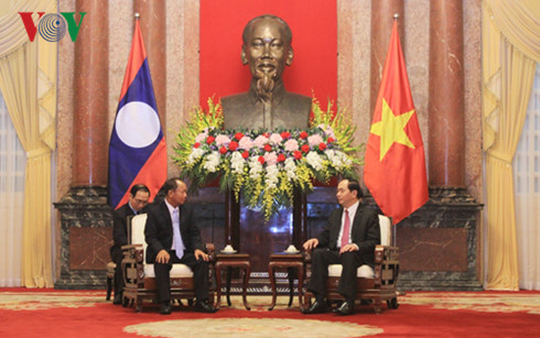 Vietnam, Laos strengthen public security cooperation