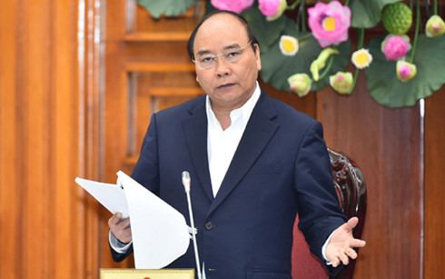 Prime Minister Nguyen Xuan Phuc urges transport sector to boost its growth