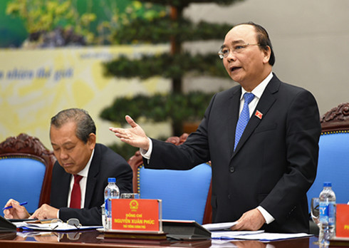 Vietnam's economic prospect and the role of a constructive government