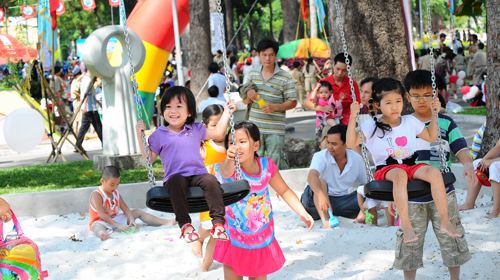 Vietnam ranks 94th in World Happiness Report