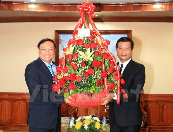 Vietnam congratulates LPRP on 62th founding anniversary