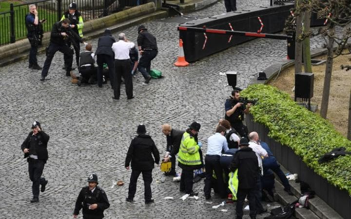 The UK: a new target of terrorism