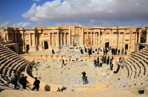 UN Security Council adopts resolution for the protection of cultural heritage