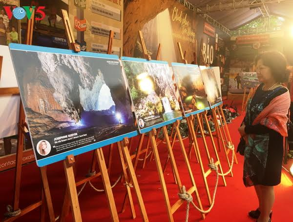 Quang Binh in the Land of Hanoi program opens