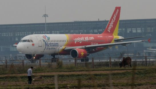 Vietjet Air launches new air route connecting Hanoi and Siem Reap