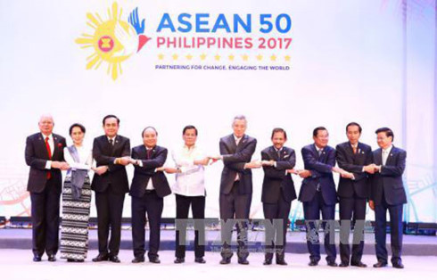 30th ASEAN Summit wraps up