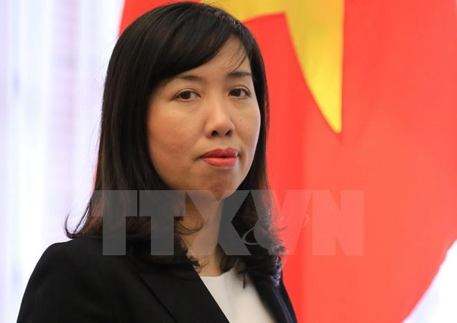 Vietnam opposes sovereignty violation activities