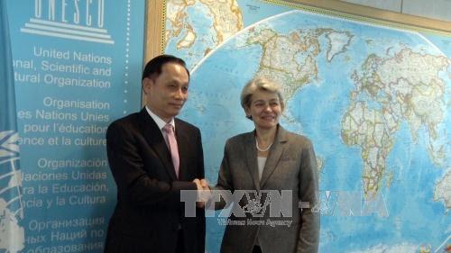 UNESCO praises Vietnam's contributions