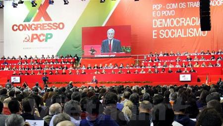 Vietnam promueve relaciones con partidos importantes de España y Portugal
