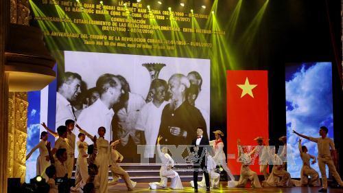 Conmemoran en Ciudad Ho Chi Minh aniversario del triunfo de la Revolución cubana