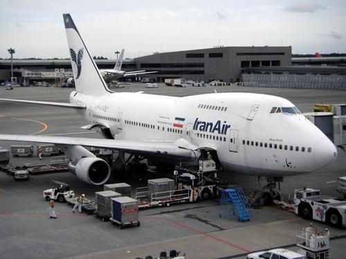 Iran Air recibe su primer avión A321 tras revocación de embargo de Occidente