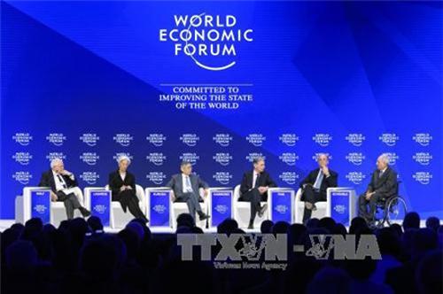 Foro Económico Mundial 2017 clausura con debates enérgicos