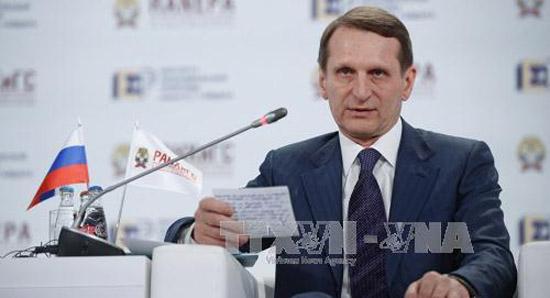 Rusia advierte de un mundo peligroso con terrorismo internacional