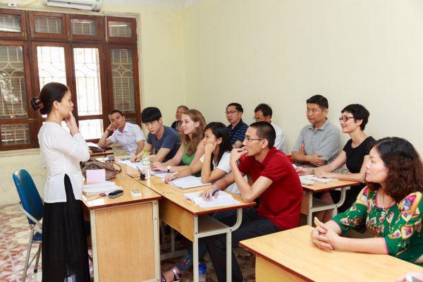 Học tiếng Việt – lựa chọn của nhiều sinh viên quốc tế