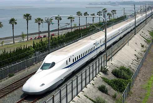 Jalan kereta api ekspres yang menyambungkan Malaysia dengan Singapura
